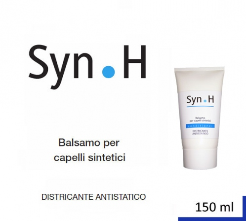 Conditioner for synthetic hair SYN.H