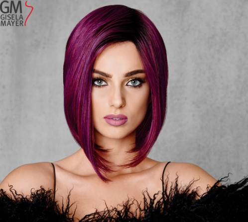 Parrucca MIDNIGHT BERRY Gisela Mayer Hair